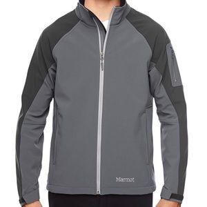 NEW Marmot Gravity Jacket Size L Cinder Granite